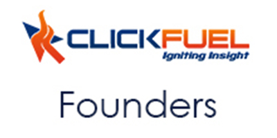 ClickFuel Founders, a company that Triangle Capital has worked with.
