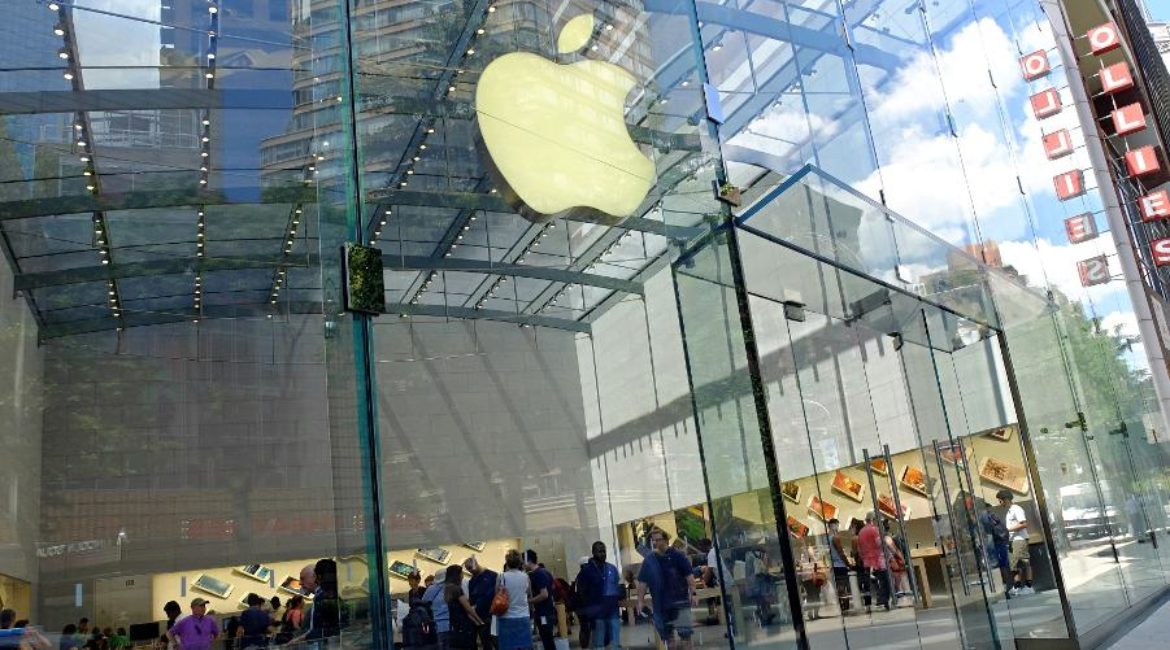 Why The Apple Store Is Changing Its Name