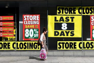 In Retail, The World Is On Fire