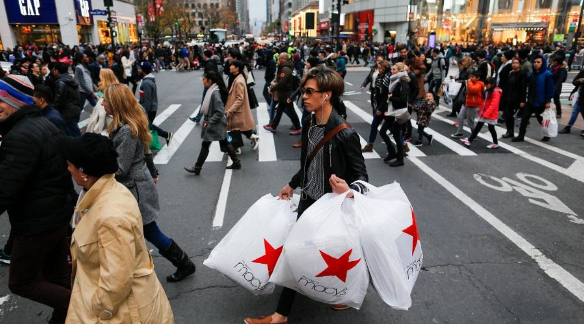 Who's Shopping In Department Stores Now?