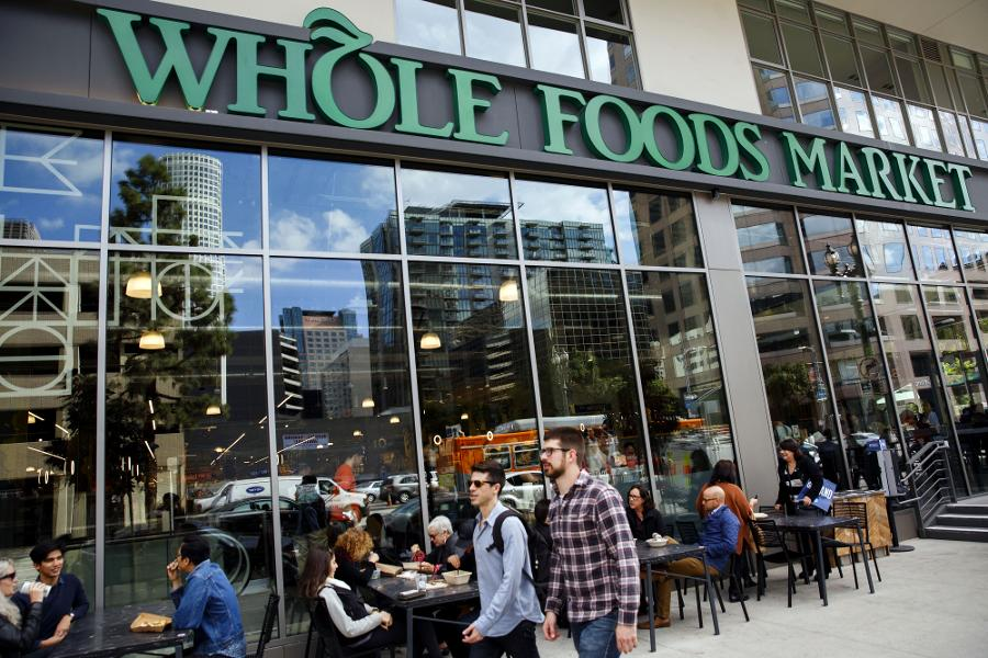 Why Amazon Is Buying Whole Foods
