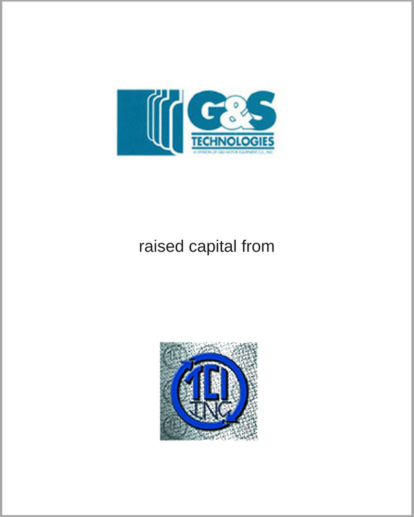 G&S Technologies acquired TCI Industries