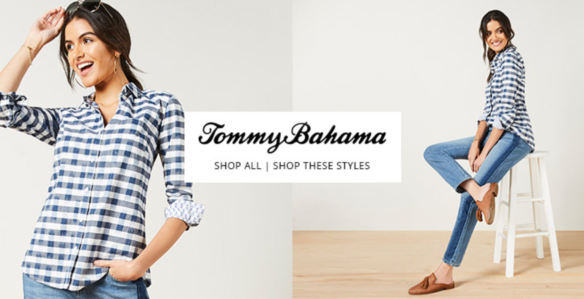 Tommy Bahama was sold to KarpReilly, LLC