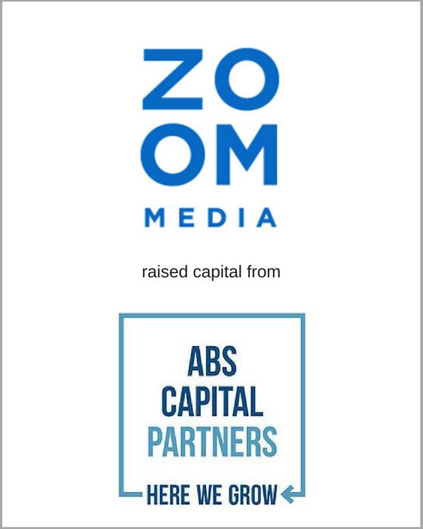 ZOOM Media raised capital from ABC Capital
