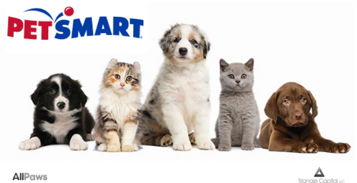 AllPaws.com acquired by PetSmart