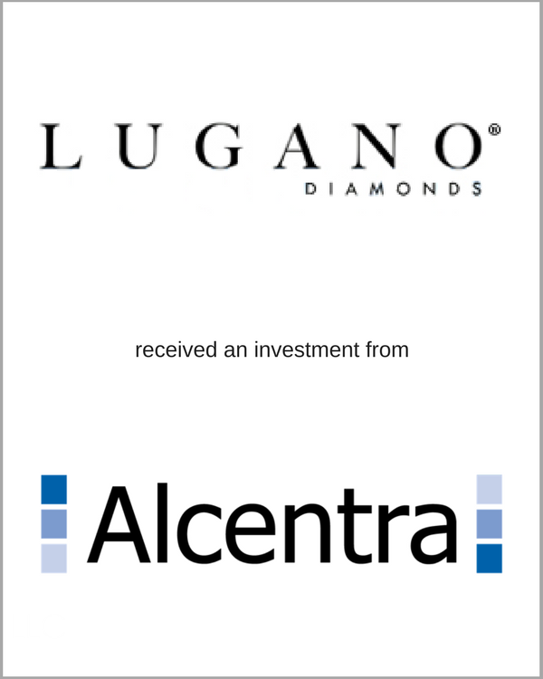 Lugano Diamonds received an investment from Alcentra