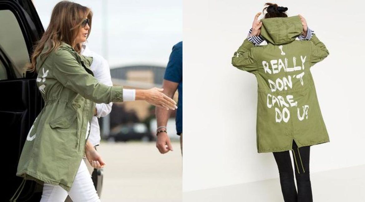 What Melania Wearing Zara Tells Us About Today's Consumer