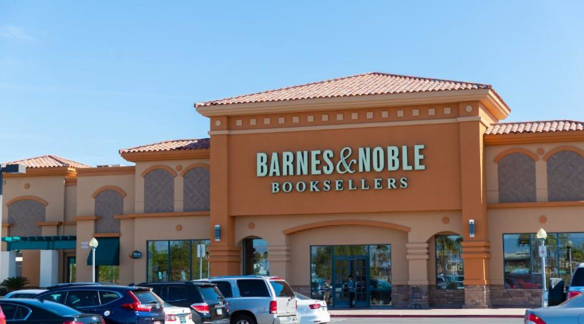 Who Can Save Barnes And Noble?