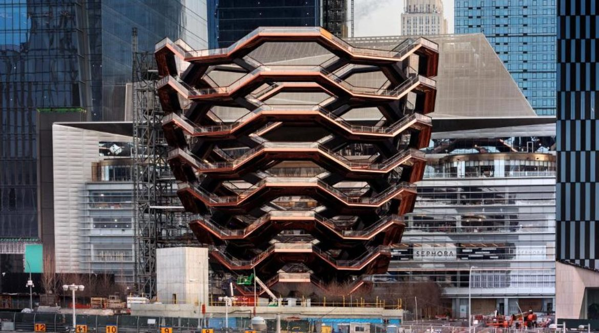 Hudson Yards Is Beautiful — But It Isn't The Future Of Retail