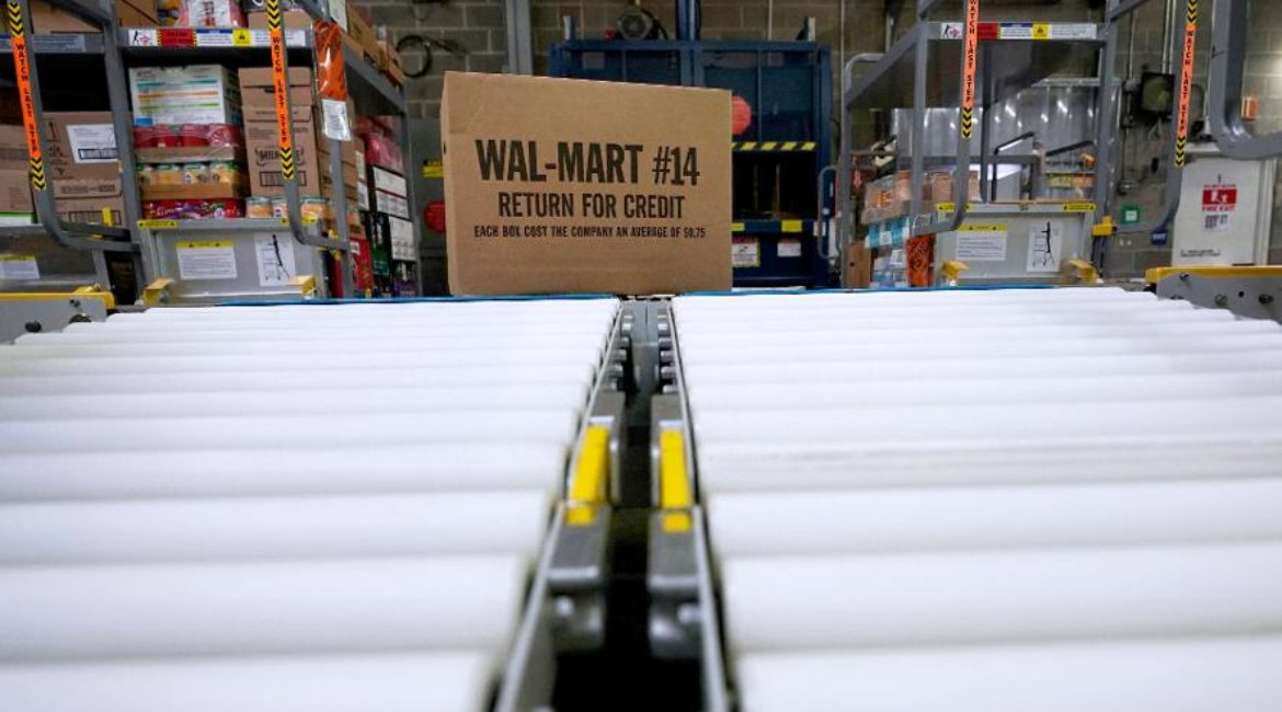 Walmart's Latest Tech Move Shows Why Grocery Store Real Estate Is In Trouble
