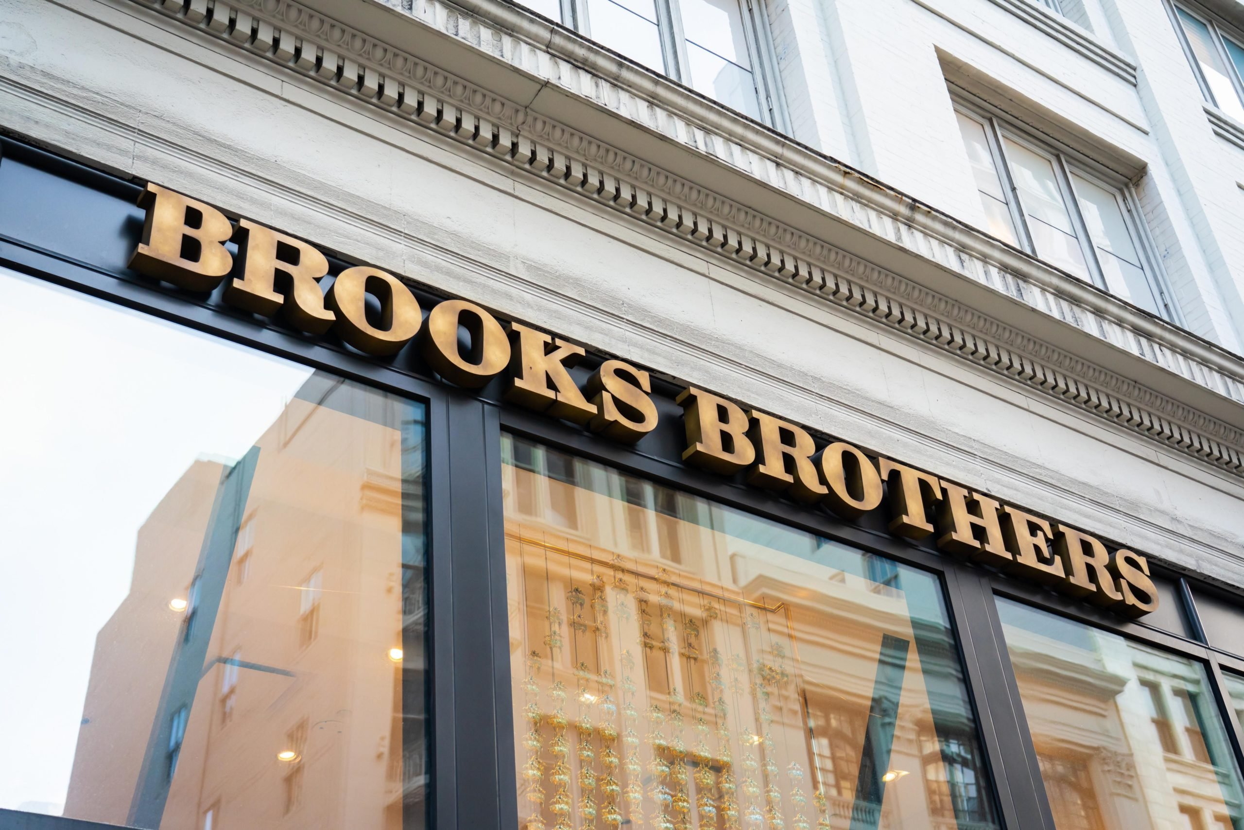 Brooks Brothers Is Likely On The Edge Of Bankruptcy