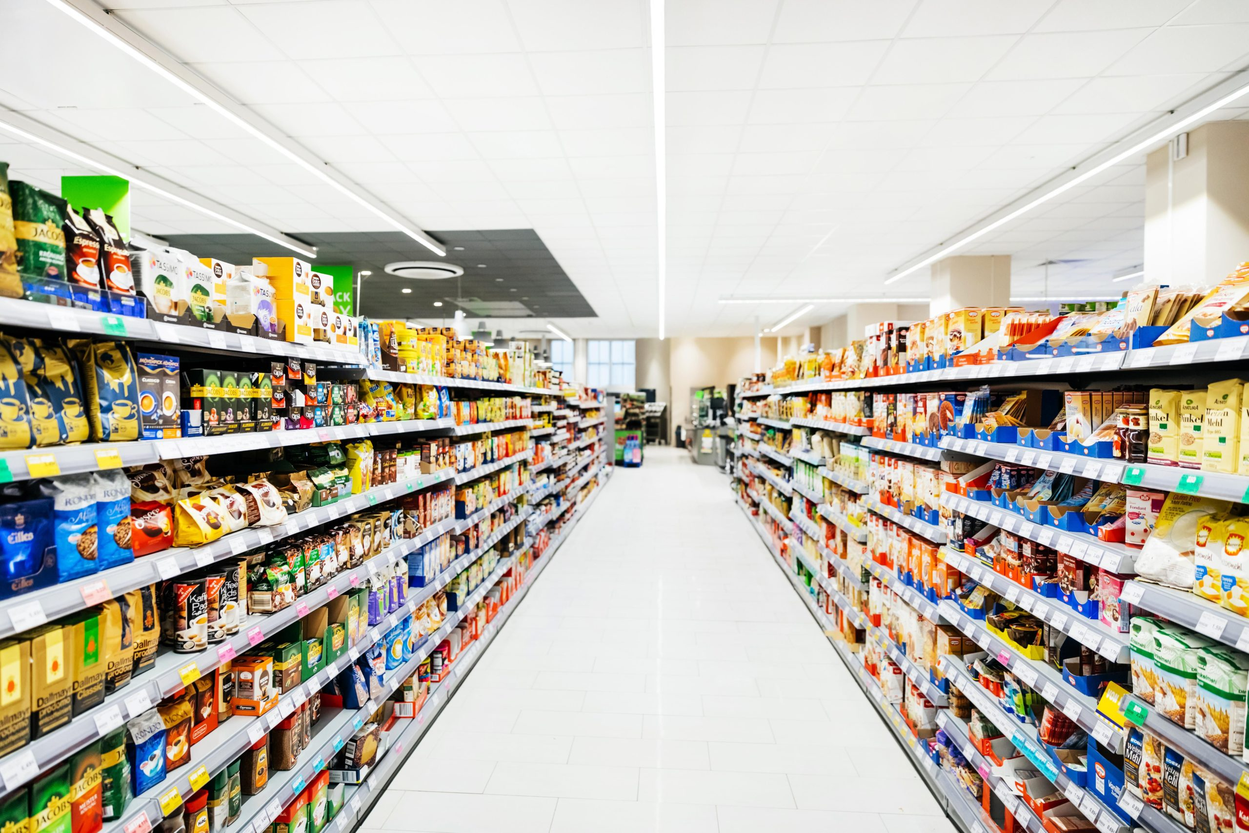 The Radical Changes Coming To The Grocery Business